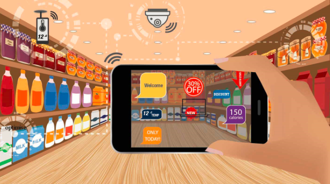 iot for the consumer goods and retail business 1
