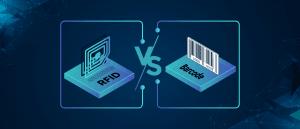 So sánh RFID với Barcode