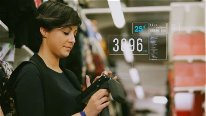 Kiểm kê bằng RFID trong hệ thống ZARA