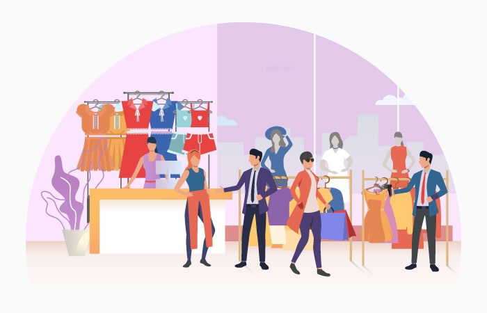 Ứng dụng công nghệ RFID trong lĩnh vực quần áo và thời trang