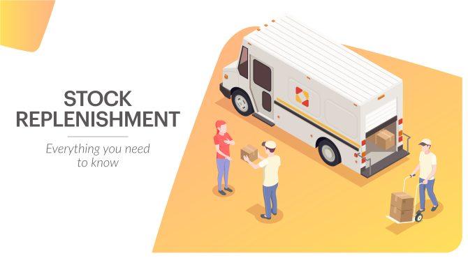 Replenishment Bo sung hang hoa ứng dụng rfid trong bán lẻ