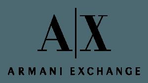 Armani Exchange logo áp dụng RFID